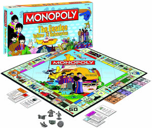 Monopoly: The Beatles Yellow Submarine Edition