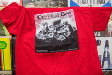 Load image into Gallery viewer, Crooked Beat Records - Classic T-Shirt Design