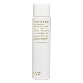 evo Builders Paradise working spray