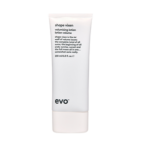 evo shape vixen volumising lotion