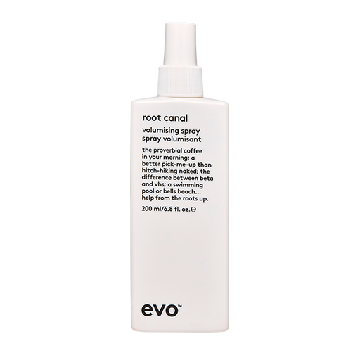 evo root canal volumising spray