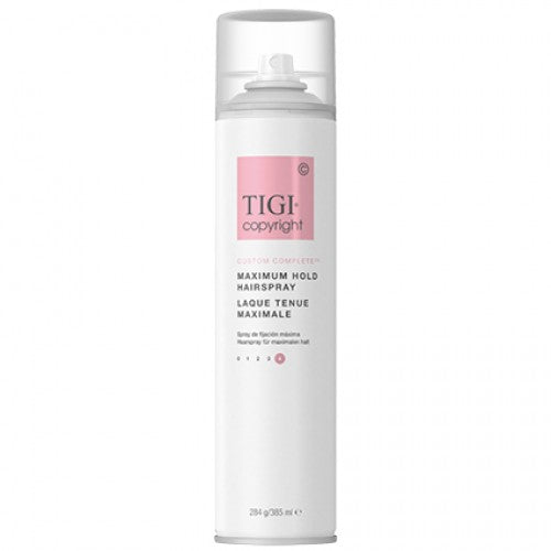 Tigi Max Hold Hairspray