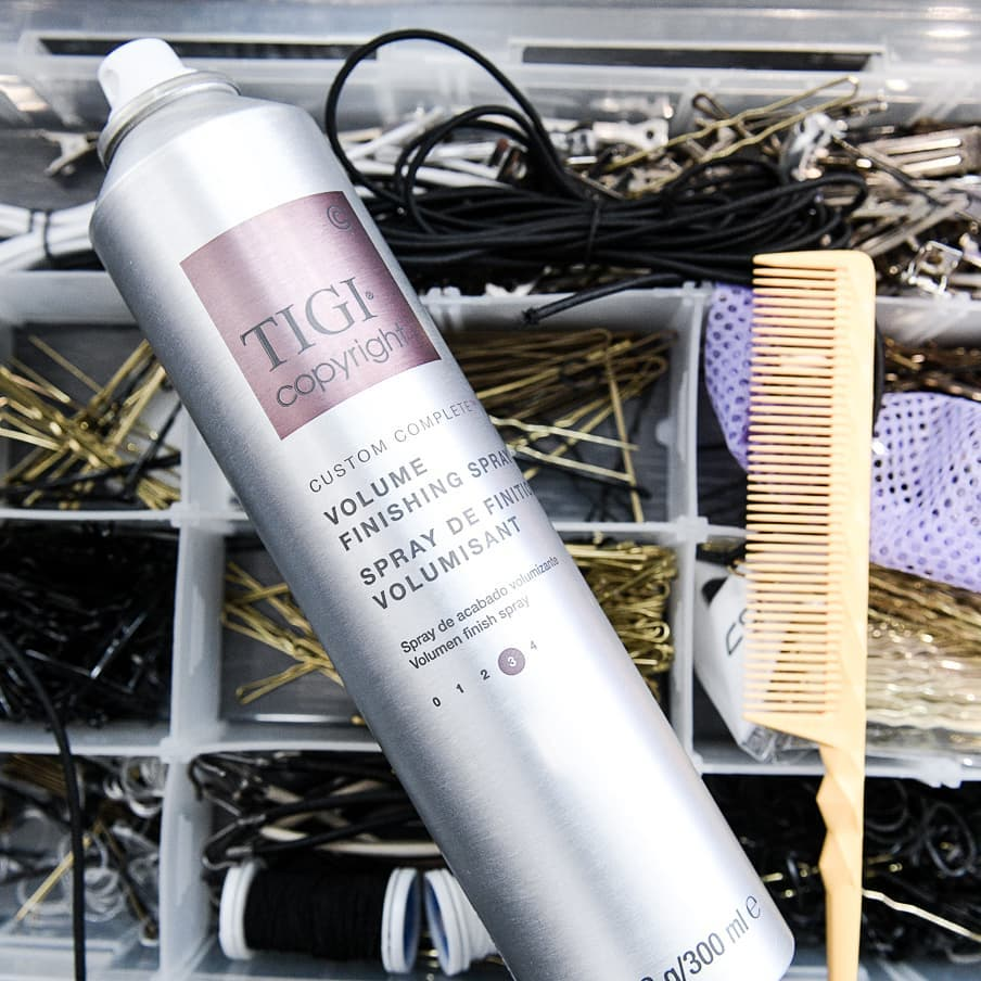 Tigi Volume Finish Spray