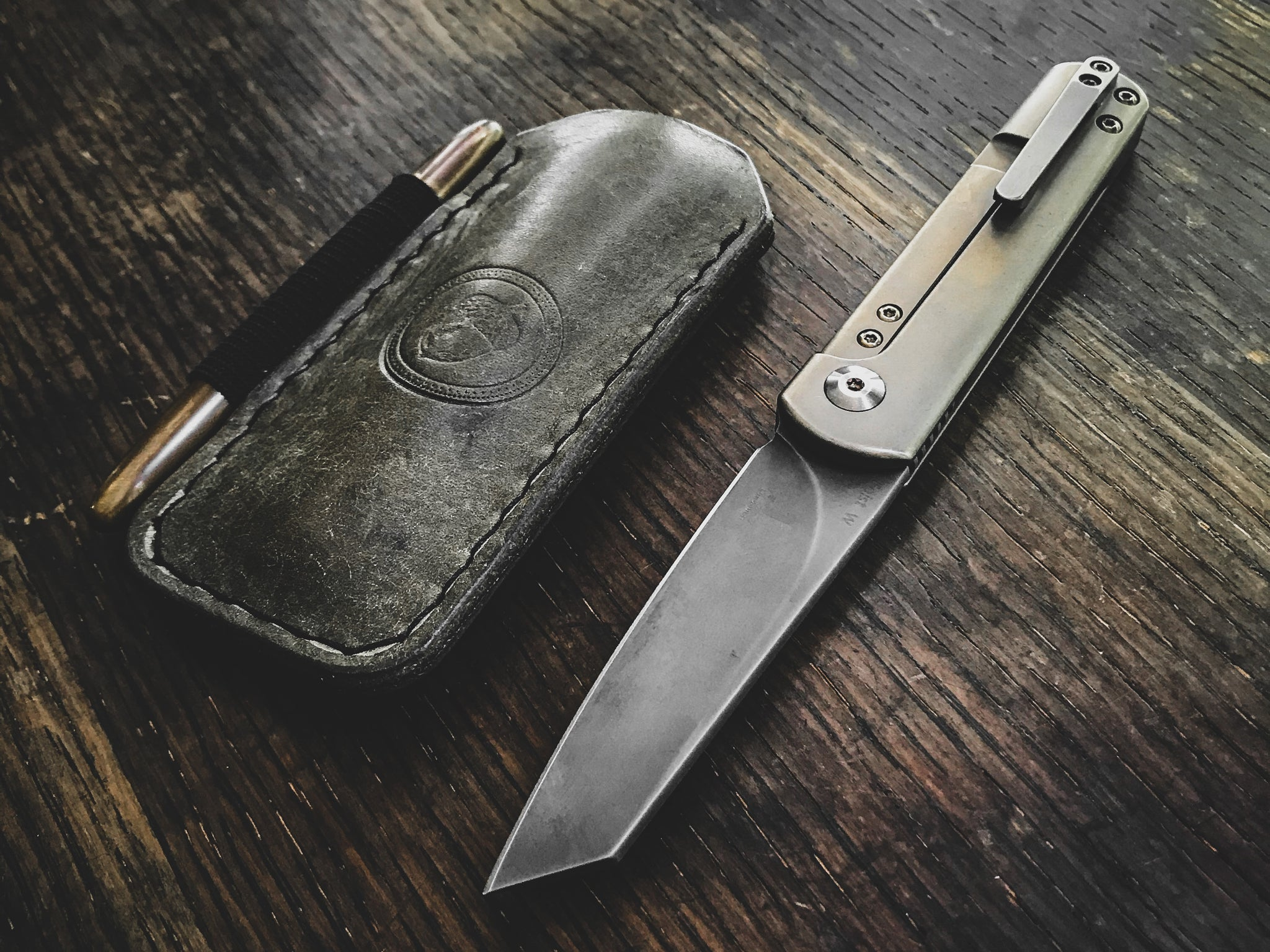 Lenoir Small Knife Slip