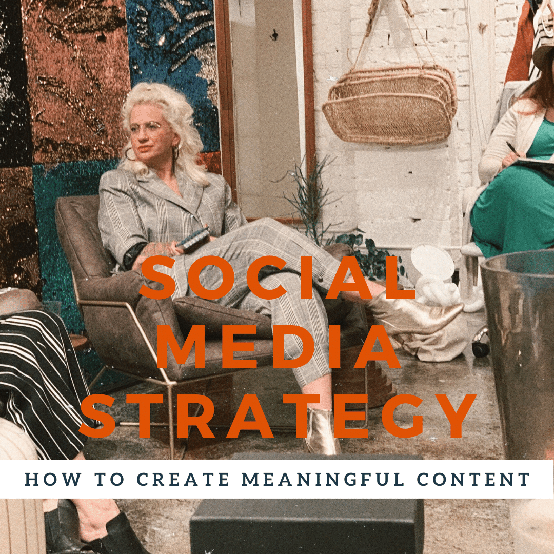 How to Create Meaningful Content