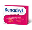 (12) Benadryl Allergy 12 pack