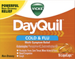 (12) Vicks Dayquil 16 Pack
