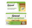 (12) Gravol Multi-Symptom 20 Tablets