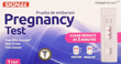 (12) One Step Pregnancy Test