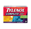 (12)Tylenol Cold Complete Cough & Flu