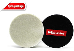 glass polishing pad maxshine refract car care products detailing