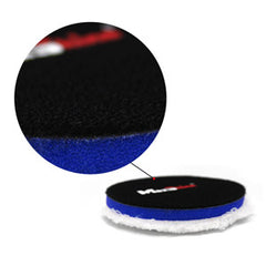 maxshine microfiber microfibre cutting pad dual action polisher refract car care near me