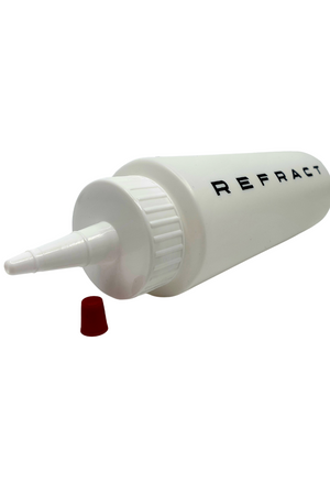 "Load image into Gallery viewer, REFRACT Polish & Compound Bottles ""Red Tips"" - Refract Car Care Products Australia"