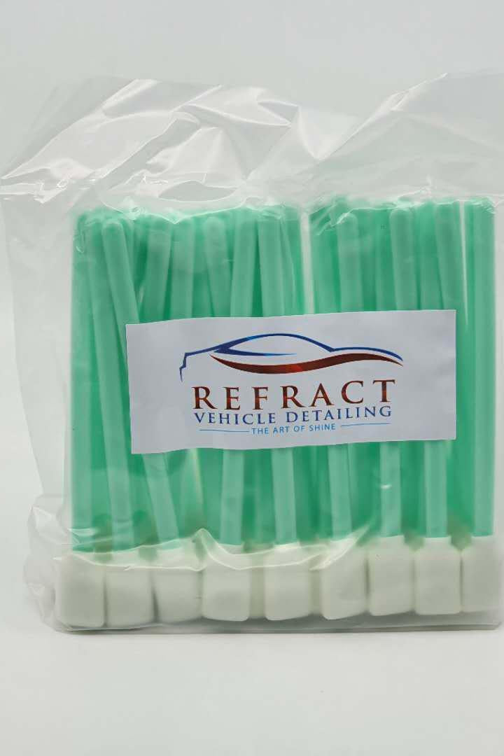 REFRACT MINI CLEAN & COAT - Cleaning & Coating Swabs - Refract Car Care Products Australia