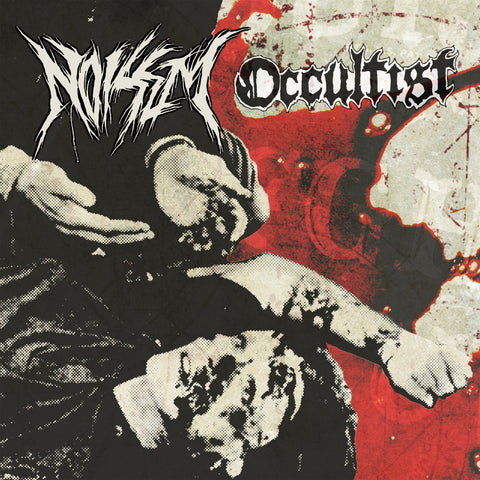 NOISEM / OCCULTIST 'Slaughter of the Innocent & the Damned' Split 7""
