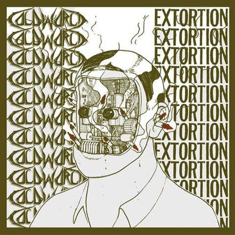 EXTORTION / COLD WORLD Split 12""