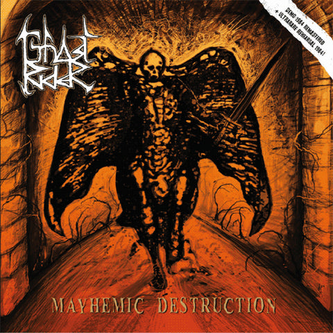 GHOSTRIDER Mayhemic Destruction 12""