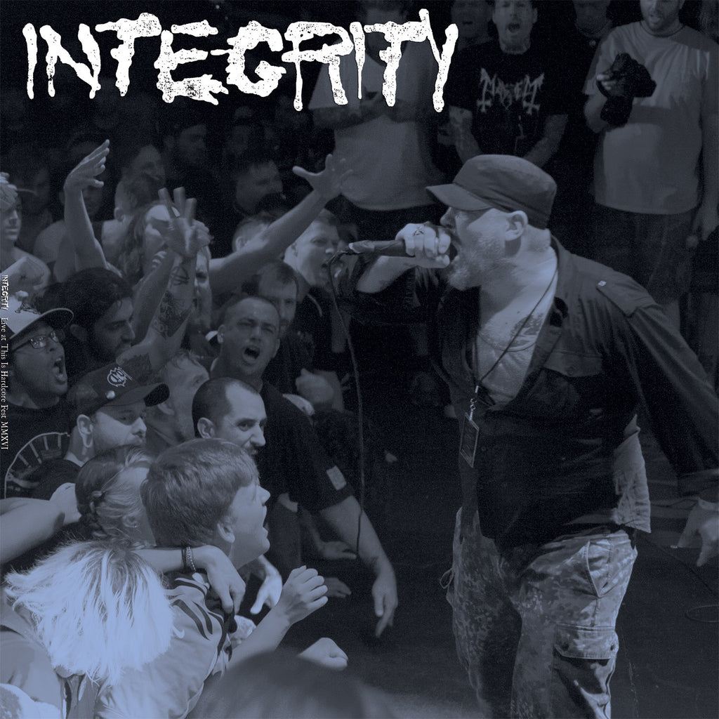 INTEGRITY Live At TIHC Fest MMXVI 12""