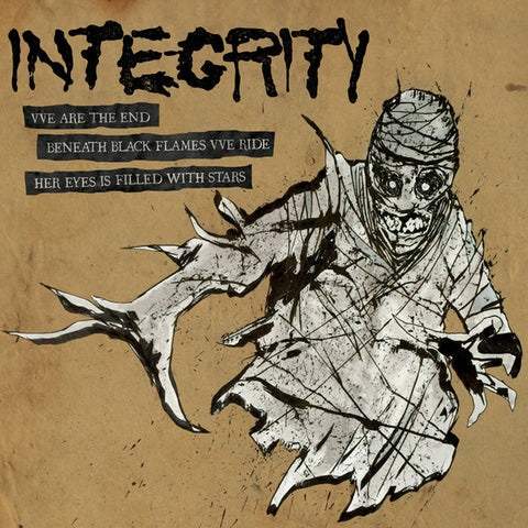 INTEGRITY / POWER TRIP Split 12""