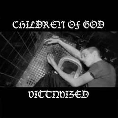 "CHILDREN OF GOD 'Victimized' 7"" Flexi"