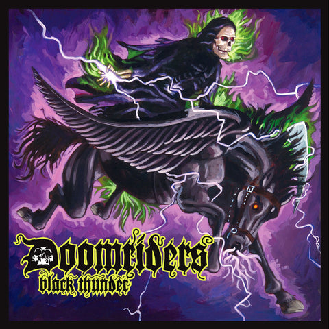 DOOMRIDERS Black Thunder 12""