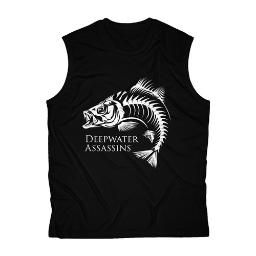 Skeleton Bass Performance Tank
