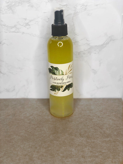 Curl Refreshing Spray