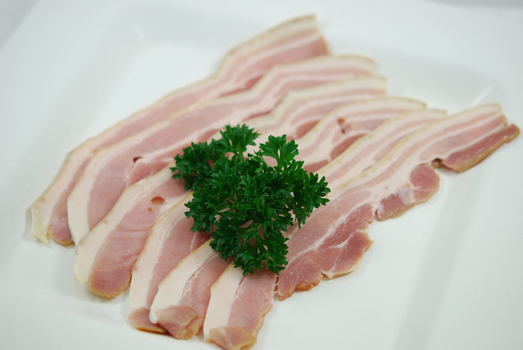 Bacon Dry Cured Streaky - Freedom Farm