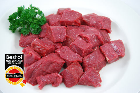 Beef Diced