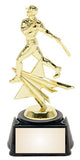 Baseball 8.25 inches sports star trophy