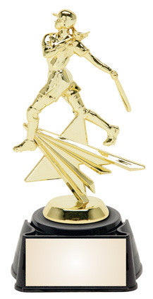 Softball 8.25 inches sports star trophy