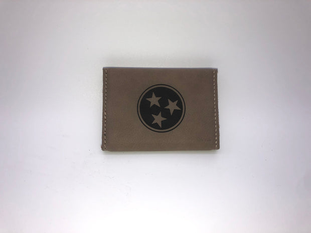 Leatherette Card Holder