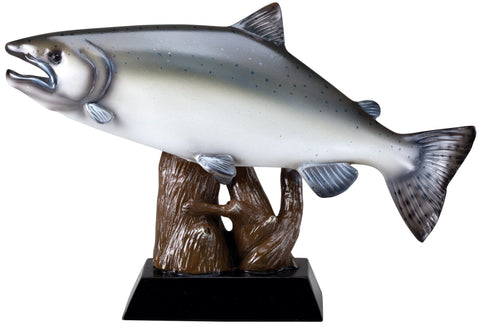 Salmon Stream Swimming Trophy