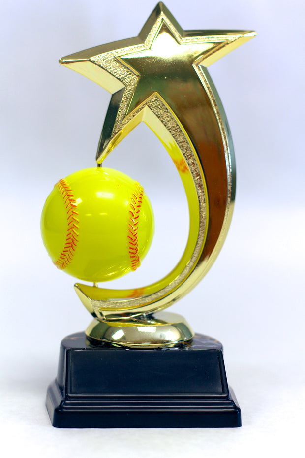 Softball Star Spinner