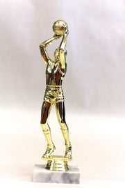 Male basketball shooter 8 inches tall