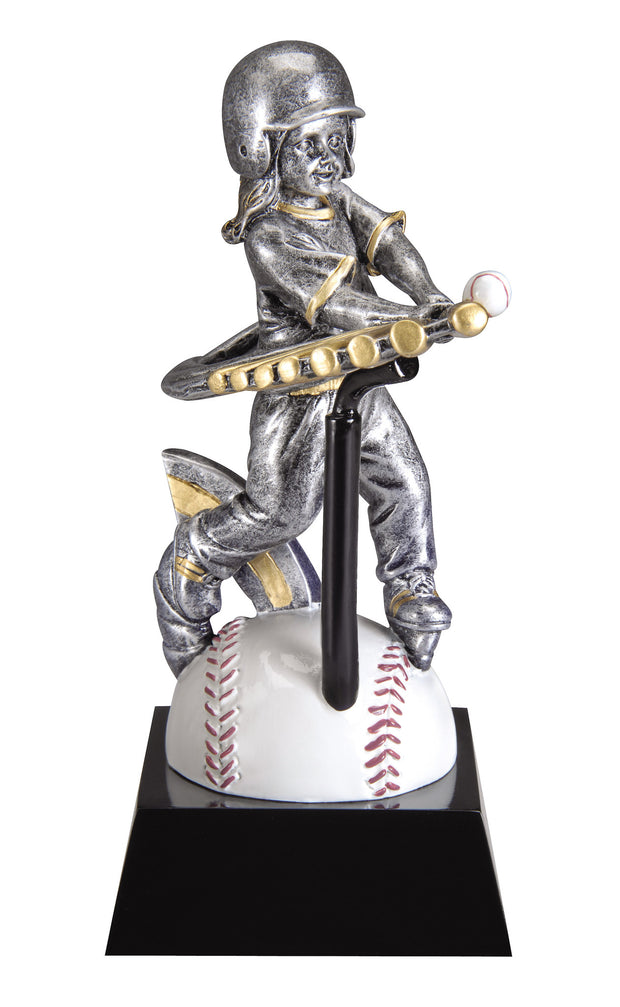TBall Female Super Swinger Trophy