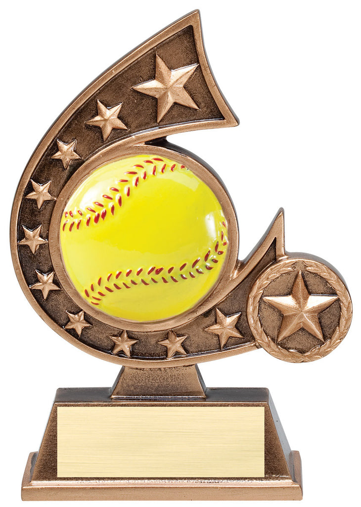 Softball Comet Trophy