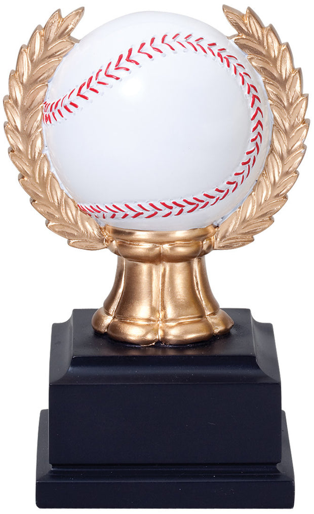 Baseball Wreath Trophy