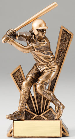 Check Mate Resin Softball Trophy