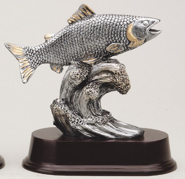 Fish Resin Trophy