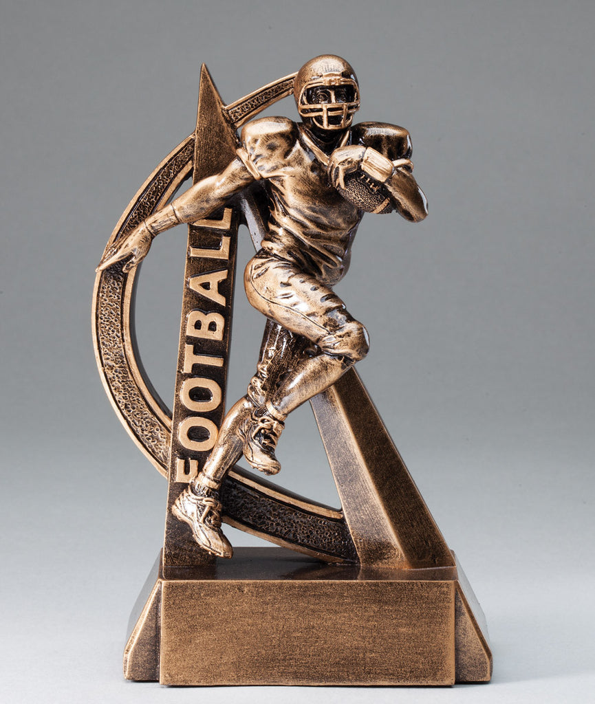 Ultra Action Football Resin