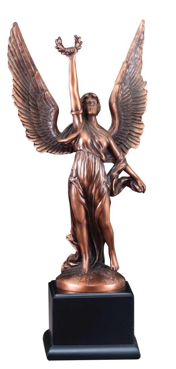 Lady Liberty Award 14 inches tall