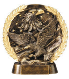 Eagle High Relief Award