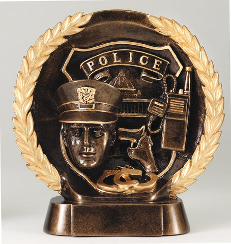 Police High Relief Award