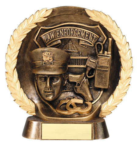 Law Enforcement High Relief Award