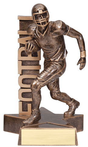Billboard Football Trophy