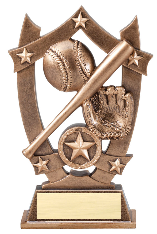 Baseball Sports Star Trophy