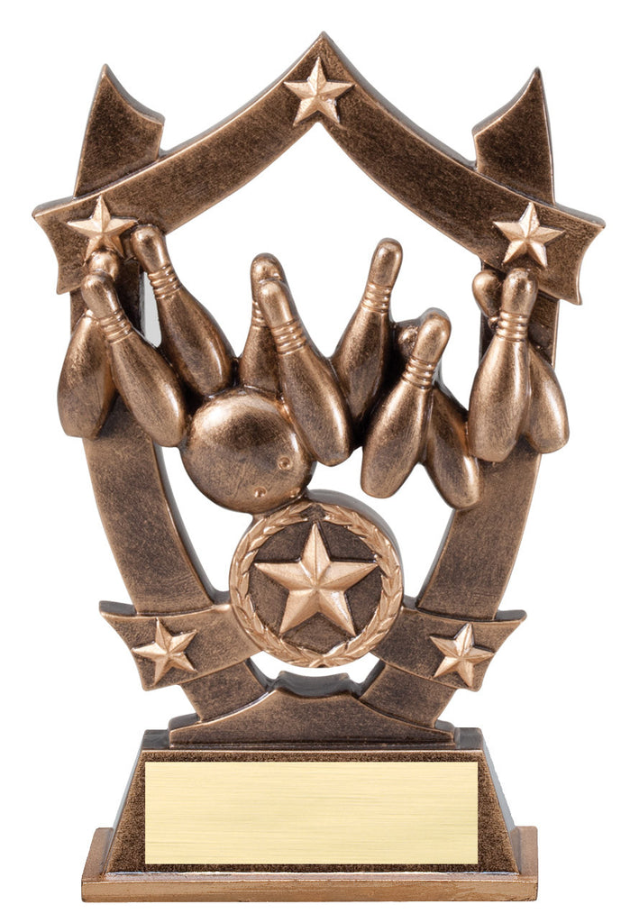 Top Star Bowling Award