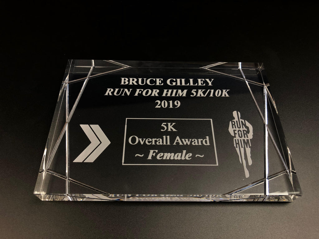 Example of Bruce Gilley 5K