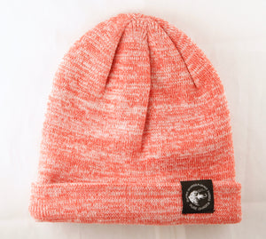 Pink Slouch Beanie